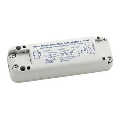 Transformator 0,45A 0-105W TRANSFORMATORY
