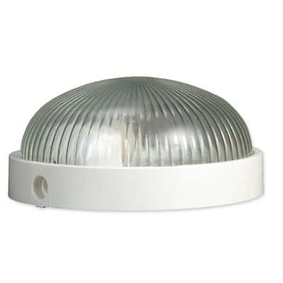 Oprawa kanałowa lampa garażowa okrągła E27 60W 1041A