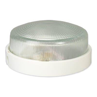 Oprawa kanałowa lampa garażowa okrągła E27 60W 1041