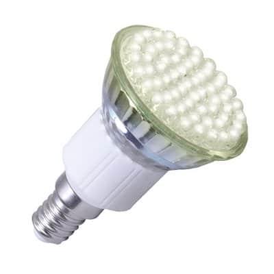 Żarówka LED 3W zimna LED-REF-60 x LED E14 ZB