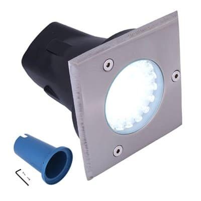 Oprawa dogruntowa 18xLED 9W Lampa najazdowa IP65 LED-52