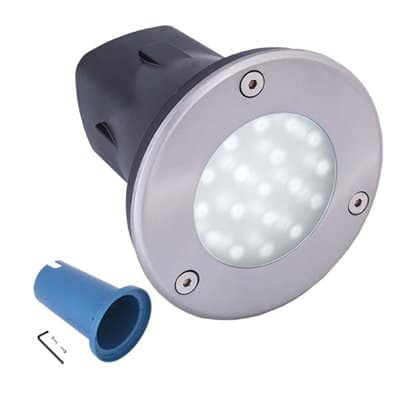 Oprawa dogruntowa 18xLED 9W lampa najazdowa IP65 LED-53