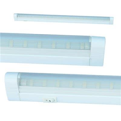 Oprawa mieszkaniowa LED 3W meblowa podszafkowa M-3 LED 14 SMD CB 3W
