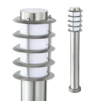 Słupek ogrodowy FREGATA-80 lampa stojąca 80 cm