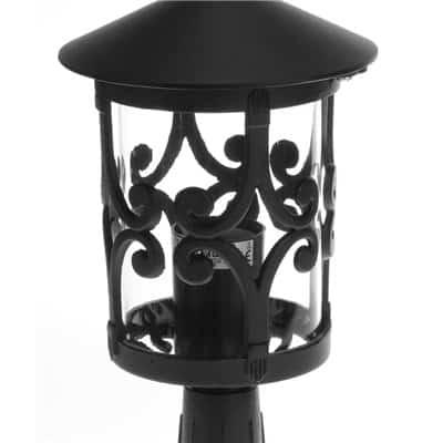 Lampa ogrodowa stojąca STYL-4314 oprawa zewnętrzna metalowa