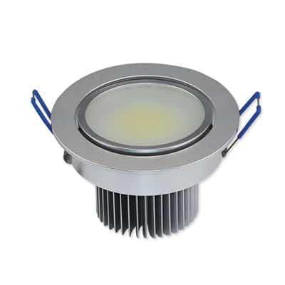 Oprawa sufitowa LED 15W wpuszczana COB B144