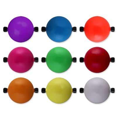 LZ-LED-LD-10 kula do lampionu LED 12 cm