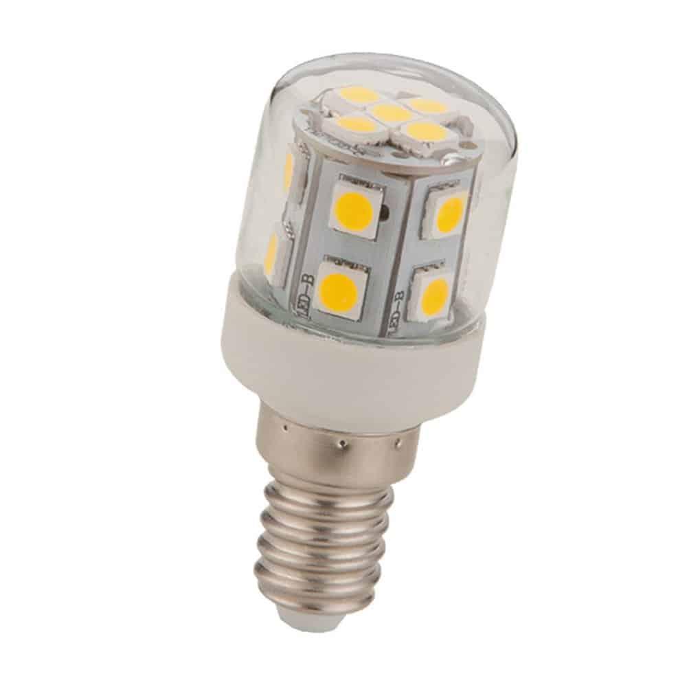 Żarówka tablicowa LED 2,2W ciepła LED-TAB-17 x SMD E14 CB
