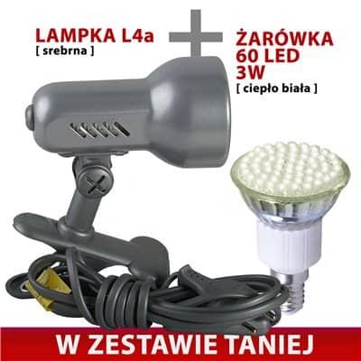 Lampka biurkowa L4A