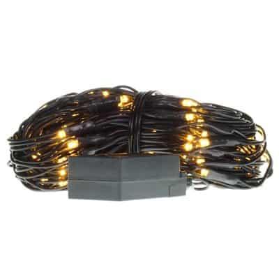 Lampki choinkowe wewnętrzne siatka LED 160 LW-LED-NET-160G barwa ciepła