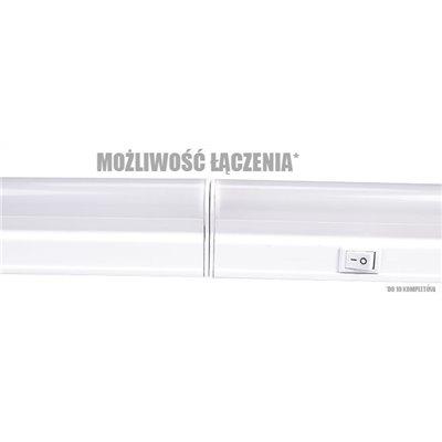 Oprawa meblowa LED 12W mieszkaniowa podszafkowa M-L2002A-12W