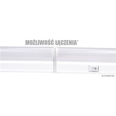 Oprawa meblowa LED 16W mieszkaniowa podszafkowa M-L2002A-16W