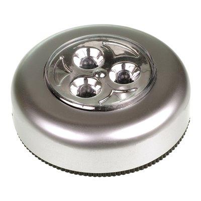 Lampka LBW-01 bateryjna LED wciskana samoprzylepna na baterie