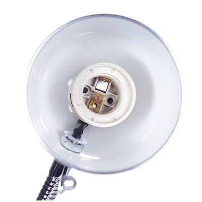 Lampka biurkowa E27 szkolna HD2819C z klipsem