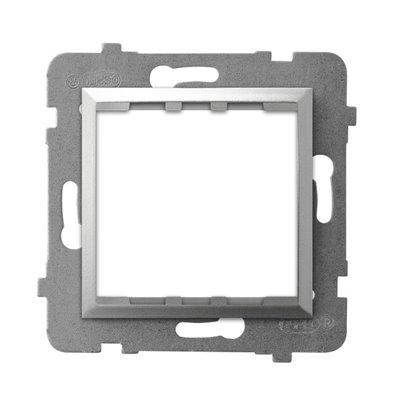 Adapter podtynkowy systemu OSPEL 45 do serii Aria ARIA SREBRO
