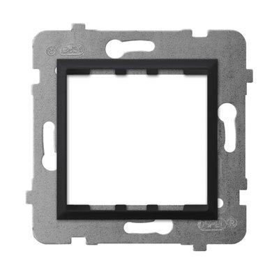 Adapter podtynkowy systemu OSPEL 45 do serii Aria ARIA CZARNY METALIK