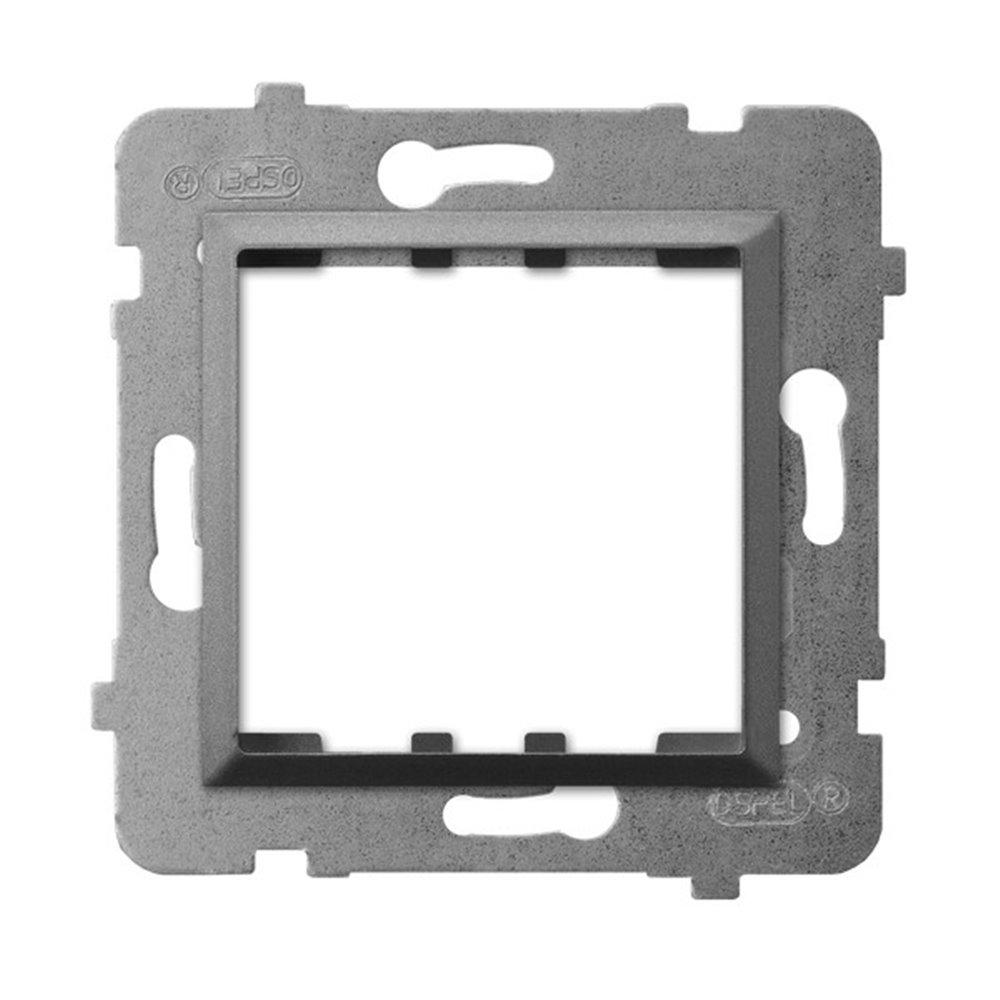 Adapter podtynkowy systemu OSPEL 45 do serii Aria ARIA SZARY MAT
