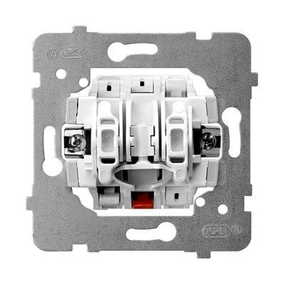 Mechanizm łącznika żaluzjowego z blokadą mechaniczną ARIA (elementy) BIAŁY