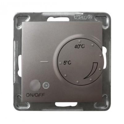 Regulator temperatury z czujnikiem podpodłogowym IMPRESJA TYTAN