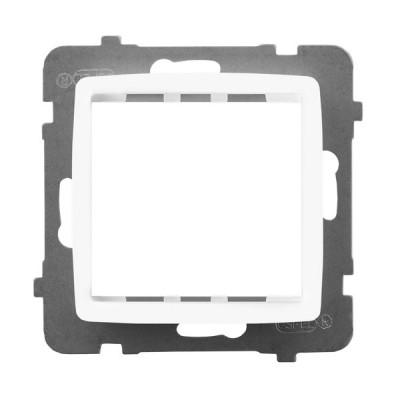 Adapter podtynkowy systemu OSPEL 45 do serii Karo KARO BIAŁY