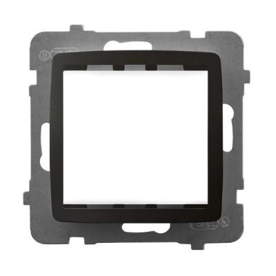 Adapter podtynkowy systemu OSPEL 45 do serii Karo KARO CZEKOLADOWY METALIK