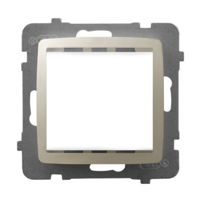 Adapter podtynkowy systemu OSPEL 45 do serii Karo KARO ECRU PERŁOWY