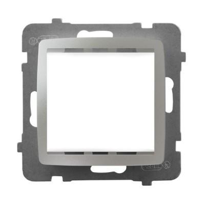 Adapter podtynkowy systemu OSPEL 45 do serii Karo KARO SREBRNY PERŁOWY